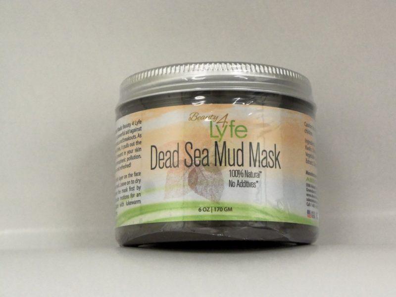 Beauty 4 Lyfe Dead Sea Mud Mask