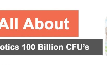 All About Probiotics 100 Billion CFU