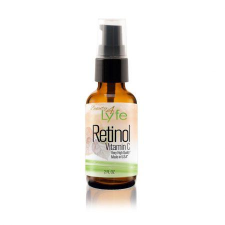 Retional Vitamin C bottle