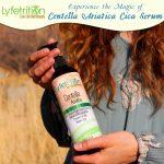 Experience the Magic Centella Asiatica Cica Serum