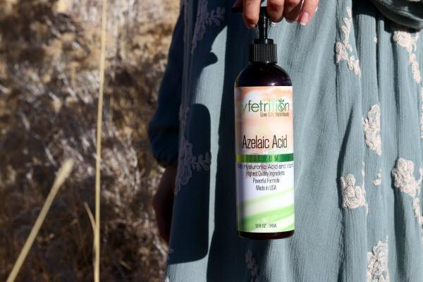 Lyfetrition Natural Azelaic Acid Serum