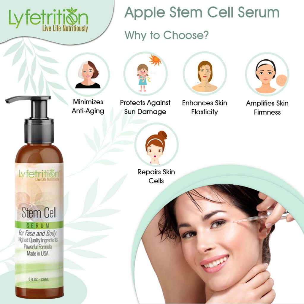 Why to Choose Apple Stem Cell Serum